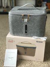 Portable UVC Sterilizer Bag LED Disinfection USB Sterilization Box Cleaner 59s