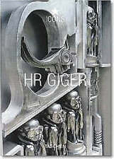 Icons HR Giger [Paperback] [Jun 01, 2002] H R Giger; Stanislav Grof and Leslie B