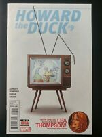 HOWARD the DUCK #9 (2016 MARVEL Comics) VF/NM Comic Book