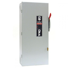 100 Amp 240 Volt Fusible Indoor General Duty Safety Switch