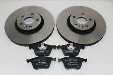 Original Brake Discs 12 7/16in + Pads Front Galaxy - S-MAX 1864276 +1916761