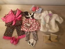 New Listing18 inch doll clothes that will fit American Girl Doll or My Life Doll