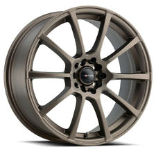 "Focal 448BZ F-20 18x8 4x100/4x4.5"" +42mm Bronze Wheel Rim 18"" Inch"