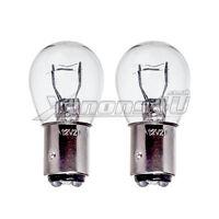 Original BAZ15D 566 P21/4W Rear Fog Stop Tail Brake Light Bulbs 12V