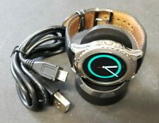 Samsung Gear S2 Classic Smartwatch SM-R732 Stainless Case Nice Good Battery