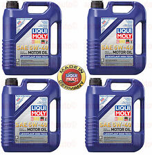 20-Liters  Liqui Moly Leichtlauf High Tech 5W-40 Synthetic  Engine Oil  2332
