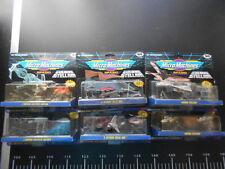 MICROMACHINES Complete Set 6 STAR WARS GUERRE STELLARI MICRO MACHINES * GiG *