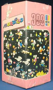 HEYE Dreieck PUZZLE 8240 - MORDILLO - 300 Teile - 1986 NEU - MISB NEW Jigsaw