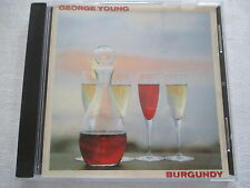 GEORGE YOUNG-Bourgogne-CD Made in West Germany no IFPI JAZZ BOP
