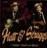 Flatt & And Scruggs - Foggy Mountain Gold (NEW 4 x CD)