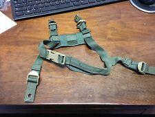 USGI HELMET CHIN STRAP ACH MICH Helmet 4-Point Retention . Foliage Green