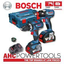 Bosch 18 V Brushless GSB18V-60C Combi martillo perforador GDX18V-EC Llave de impacto del conductor
