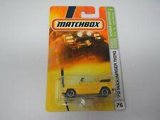 Matchbox Outdoor Adventure '75 Volkswagen Thing #76