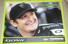 2012 Ricky Carmichael Chevy Sonic All-Activity Concept AMA NASCAR postcard