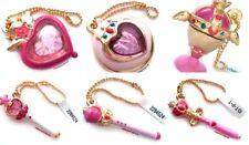 Sailor Moon - Gashapon Die Cast Charm Keychain Part 2 - Full Complete Set of 6