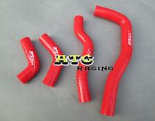 For Honda CRF450x CRF 450X silicone radiator hose Kit 05 06 07 08 09