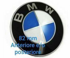 STEMMA COFANO BMW 82 MM LOGO EMBLEMA FREGIO BADGE 82MM PORTELLONE X1 X3 X5 X6 Z3