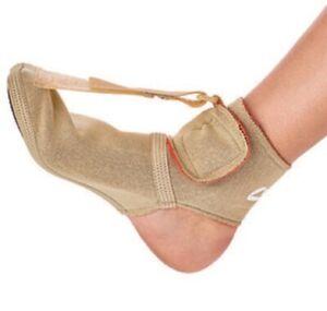 Plantar Fasciitis Night Splint Adjustable Foot Drop Brace For Heel Pain Relief