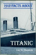 Maritime Disasters-Atlantic-Ocean Liner-White Star-1912-RMS TITANIC-Facts About!
