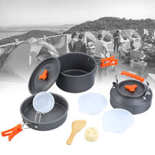 Samger Camping Cookware Set Survival Utensils Cooking Equipment Cooking pots