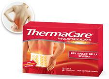 THERMACARE Bänder Eigenerwärmung Schmerzen Rücken Wärme Single Use Back Heat 2p