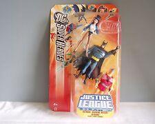Justice League ACTION DC Super Heroes Batman Shining Knight Zatanna New Card