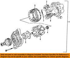 GM OEM-Alternator 96069102