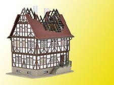 Vollmer HO 43728 Brennendes Haus Bausatz Neuware Messepreis