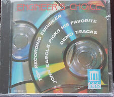 Rare Engineers Choice Classical Cd Delos Stunning Album Various Sealed 75mins