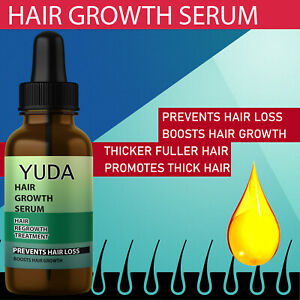 Thicker Fuller Hair Growth Serum Oil Prevent Hair Loss And Boost Regeneration