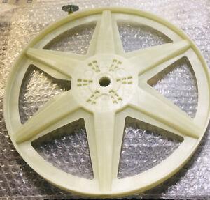 Genuine Hoover Candy Washing Machine Drum Pulley Belt Wheel 41017885