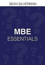 MBE Essentials: By Silverman, Sean