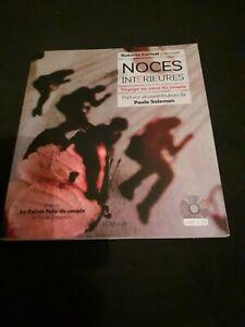 Noces intérieures - Voyage au coeur du couple - Livre + CD - Roberto Cortesi