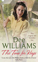 This Time for Keeps by Dee Williams, Good Used Book (Paperback) FREE & FAST Deli
