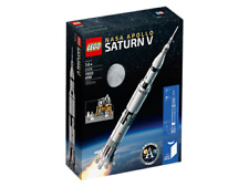Brand New AUTHENTIC LEGO Ideas NASA Apollo Saturn V 21309 FACTORY SEALED