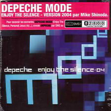 ★☆★ CD SINGLE DEPECHE MODE Enjoy the silence 04 3-track CARD SLEEVE NEW RARE ★☆★