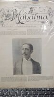 Vintage MAHATMA Paper Devoted to Magicians FRANCIS J WERNER ISSUE 1899 Vol.II
