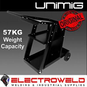 UNIMIG Welding Trolley for MIG/TIG/STICK/MMA Inverter Welder Cart UMJRTROLLEY2