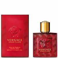 Versace Eros Flame Edp Eau de Parfum Spray 50ml NEU/OVP
