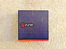 Zune Music-Video Player English HDW 30GB Brown Sealed Microsoft