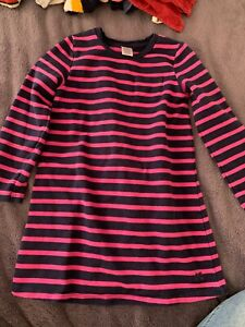 GYMBOREE AND HM girls winter sweater dresses size 7 (6-8 years old) set of 4