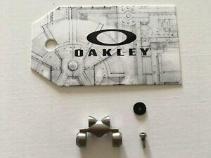 BRAND NEW OAKLEY MINUTE MACHINE LINK SET TIME TANK WASHER SCREW WATCH BAND