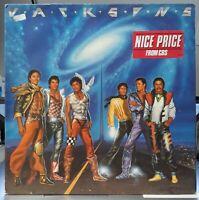 Rare LP Colombe sur Epaule de Randy The Jacksons Victory 1984 EU EPC 86303  TBE