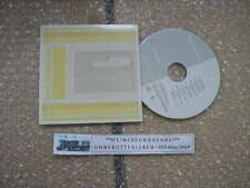 CD jazz Bugge Wesseltoft-new conception... (7 canción) Promo jazz país