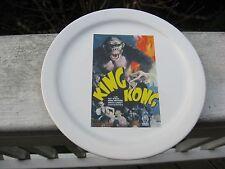 """Pottery Barn King Kong Cocktail Plate 8"""" Tcm 2002"""