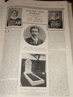 1901 Assortiti T.Poulton Tomb Yeomen Sultan Marocco Brasile