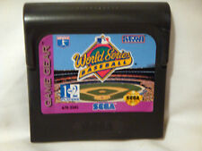 World Series Baseball - game only - Sega Game Gear!