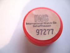 IWC INTERNATIONAL 97 BREGUET HAIRSPRING