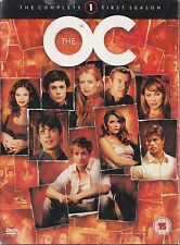 THE OC - Complete 1st Series. Benjamin McKenzie (7xDVD BOX SET 2004)