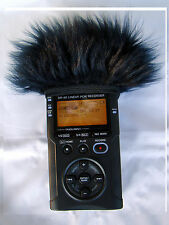FUR WINDSCREEN FOR THE TASCAM DR-40 HANDHELD RECORDER